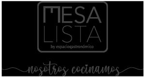 Mesa lista | Nosotros cocinamos Logo